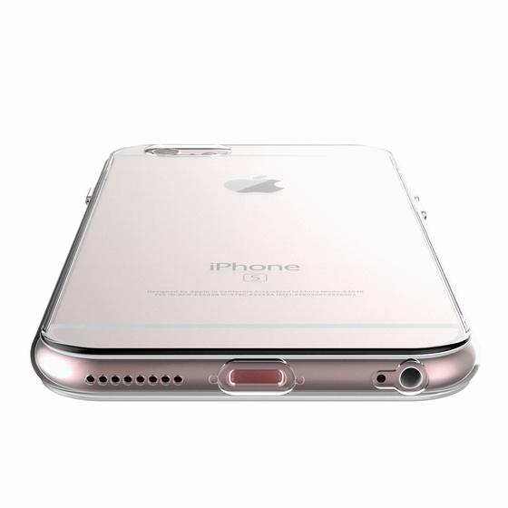 Ultra Dünne TPU Silikon Hülle Clear Case für Apple iPhone 7 / 8
