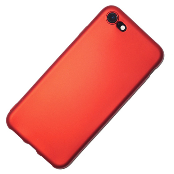 Backcover TPU für iPhone 7 / 8 Rot