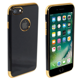 Backcover Glanz für iPhone 7 Gold