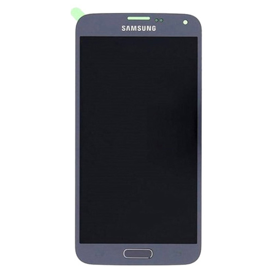 Samsung G903F Galaxy S5 Neo LCD Display in Silber silver