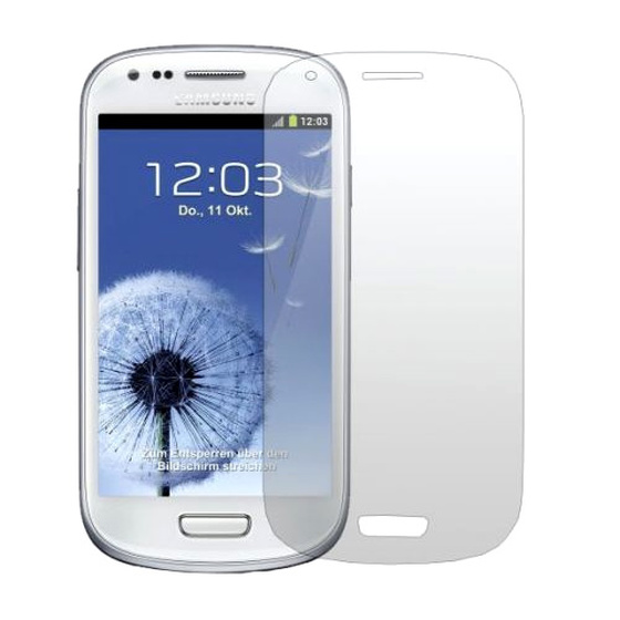 Displayschutz Folie für Samsung i8190 Galaxy S3 mini - Matt