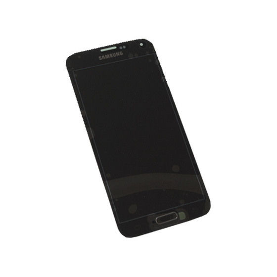 Samsung G900F Galaxy S5 LCD Display in charcoal-black